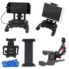 "Tablet Phone 4.6-12"" I Pad Mount Bracket Holder For DJI Mavic Pro Remote Control"