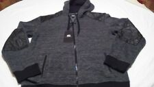Rock & Republic  Gray Zippered Hoodie GRAY and MEDIUM