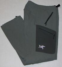Arcteryx Gamma AR Softshell Hiking Climbing Pants Mens- Med. - Autobahn -New