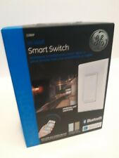 1 GE Bluetooth Smart Switch In-Wall 13869 White or Almond