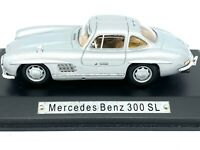 1/43 scale Collectable Mercedes Benz 300 SL Replica Model Diecast Model Car