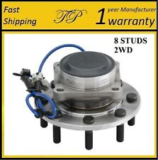 FRONT Wheel Hub Bearing Assembly For 2001-2006 GMC SIERRA 3500 2WD