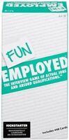 Mattel Games - Fun Employed Card Game [New ] Card Game