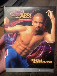 Hip Hop Abs by Shaun T for Beachbody; The Ultimate Ab Sculpting System; 3 Discs!