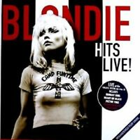 Blondie Hits Live! Vinyl LP Brand New & Sealed X Offender Sunday Girl Denis