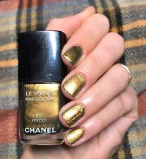 chanel nail polish 531 peridot rare limited edition BNIB