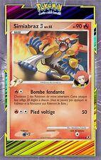 Simiabraz C4- Platine 02: Rivaux Emergeants-43/111-Carte Pokemon Neuve Française