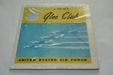 "United States Air Force Squadron Officer School - Glee Club Class 65-A  10"" LP"