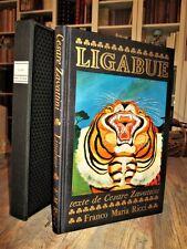 LIGABUE. - Superbe livre de Franco Maria Ricci, illustré