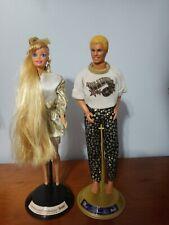 BARBIE DOLL RARE HOLLYWOOD HAIR MATTEL and ken