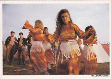 SCOUT - AGESCI - Fot.Mario Rebeschini - EUROFOLK 89 - Danza Guide Turchia
