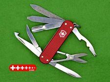SWISS ARMY KNIFE - VICTORINOX MINICHAMP LCSAS RED - 0.6381.20R4 - ALOX