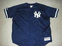 Jason Giambi Majestic New York Yankees Stitched Jersey Size 2XL