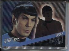 QUOTABLE STAR TREK ORIGINAL SERIES STARFLEET'S FINEST F2 - SPOCK  371/399