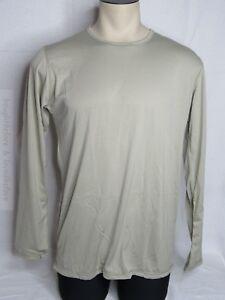Polartec Long Johns Set Top & Pants Sz M Thermal Underwear Silkweight Base Layer