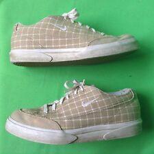 NIKE women's fashion walking canvas shoes size--9.5
