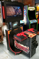 RAMBO Full Size Shooting Arcade Video Game! Coin Op or Free Play! SEGA (Rambo#1)