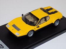 1/43 Eidolon Make up Ferrari 512 BB Wide Fender Yellow  EM122C  GP021