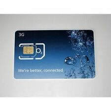 4G O2 Mobile Phone SIM Card