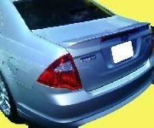 PRE-PAINTED FOR FORD FUSION 2006-2009 2010 2011 2012  LIP SPOILER WING W/LIGHT