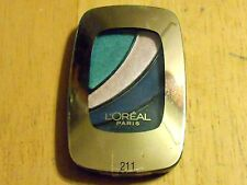 1 Loreal Colour Riche Eye Shadow 211 Blue Haute Couture unsealed