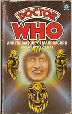 Doctor Who and the Masque of Mandragora. GC. Target books. A good read!
