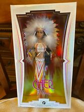 Gorgeous 2007 Cher Indian Half Breed Doll by Bob Mackie Black Label Barbie