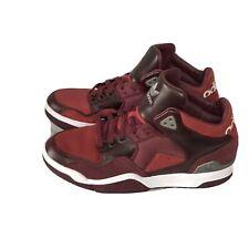 Adidas Texas A&M Mens 11.5 Basketball Hi Tops Shoes Maroon D74502