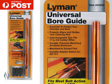 Lyman Universal Bore Guide Set for .17 to .416 Most Centerfire Rifles - #04045