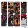 Deadpool Coque/Étui/Case pour iPhone 5/5s/SE/6/6s/7 Galaxy S6/S7/Edge / Silicone