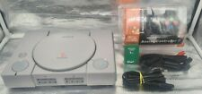 PLAYSTATION 1  SONY PS1 PAL CONSOLE COMPLETA SENZA GIOCHI ORIGINALE USATA