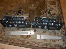 Pair Of  Akai M-8 Reel to Reel Mono Block Audio Tube Amplifiers