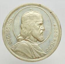 MAGYAR - UNGHERIA -AG/ 5 PENGO 1938