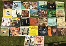 HUGE JOBLOT 30 x EASY LISTENING VINYL LP's Glenn Miller, Valier, Gershwin & more