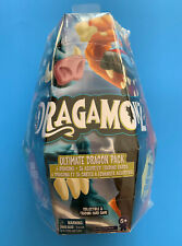 Dragamonz Ultimate Dragon Egg 6 Pack ~ Collectible Figures / Trading Card Game