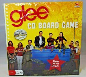 Cardinal Games - Glee CD Board Game (New & Sealed)