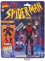 Marvel Legends NEW * Daredevil * Spider-Man Retro Series 6-Inch Action Figure