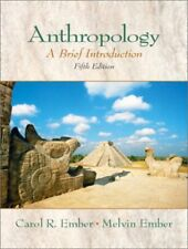 Anthropology: A Brief Introduction