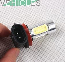 1 X For AUDI A3 S-Line A4 B6 B7 B8 A5 A6 C6 A8 Q5 Q7 LED Fog Light H11 12V Bulb