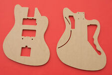 """Jazzmaster Body Router Template CNC Luthier Tools 1/2"""" MDF 0.5"""""""