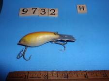 S9732 H VINTAGE ARBOGAST MUD-BUG FISHNG LURE