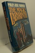 The Magic Labyrinth by Philip Jose Farmer - First edition
