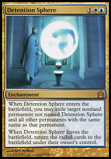 1x Detention Sphere Return to Ravnica MtG Magic Gold Rare 1 x1 Card Cards