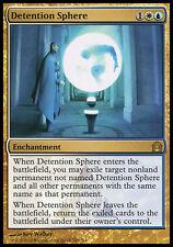 1x Detention Sphere Return to Ravnica MtG Magic Gold Rare 1 x1 Card Cards