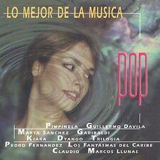FREE US SHIP. on ANY 3+ CDs! NEW CD Various Artists: Mejor De La Musica Pop