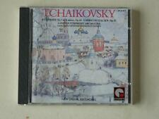 Tchaikovsky Symphony No 5 Capriccio Italien London Symphony Orchestra 1987 CD