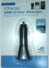 iCharge USB In-Car Charger USB 2.0 Compatible for iPod,iPhone Car MD60