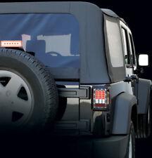 2007-2010 Jeep Wrangler  LED Tail Lights Pair