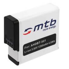 Batteria AABAT-001 per GoPro Hero 5 Black, Hero6 Black - 1250 mAh