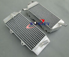 FOR HONDA CRF450R CRF450 CRF 450R 2005 2006 2007 2008 Aluminum radiator